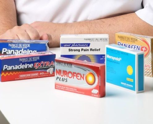 Codeine containing medicines to move to prescription only